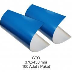 GTO Kalıbı 370x450 mm  - 100'lük Paket